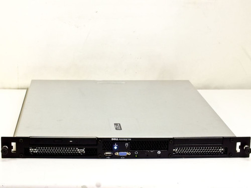 Dell PowerEdge 750  Celeron 2.4 GHz 1U Rackmount Server