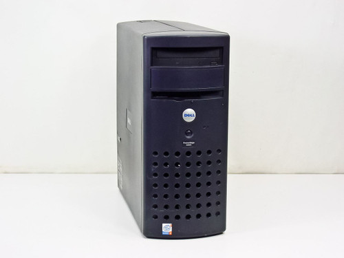 Dell PowerEdge 400SC  P4 HT 2.8 GHz, 1 GB ECC RAM, 2 x 80 GB Hard Drive Server