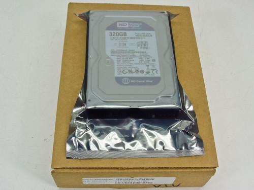 """Western Digital WD3200AAJB  320.0GB WD Caviar Blue 7200 RPM 8MB Cache IDE PATA 3.5"""" Hard Drive"""