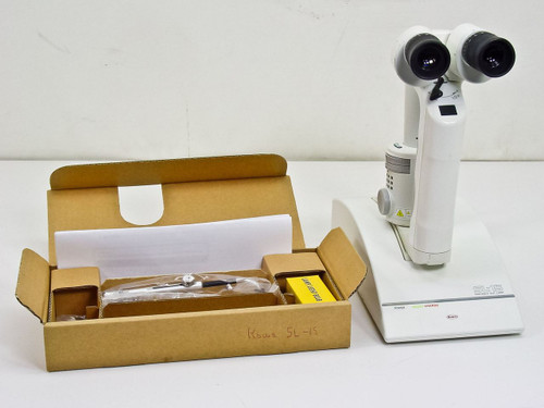 Kowa SL-15  Handheld Portable Battery Powered Slit Lamp
