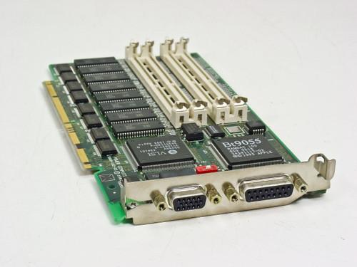 Power Computing 5000-102-03  MAC Video Card 06179 1995