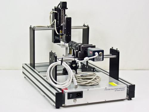 First Ten Angstroms FTA1000  Drop Shape Instrument B Frame Analyzer System