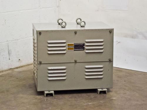 Trasfor 0996 354/0  Auto Transformer 12kVA, 3PH