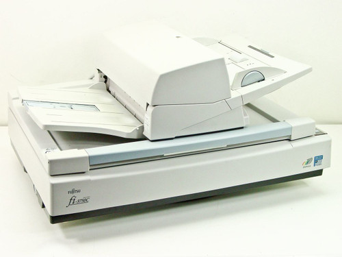 Fujitsu fi-5750C  600 DPI Duplex Flatbed Document Scanner