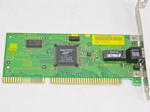 3COM  3C5098-TPO  Etherlink III 16bit ISA Card Network Adapter