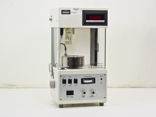 Kruss K10ST  Digital Tensiometer with standard Eqp 534244