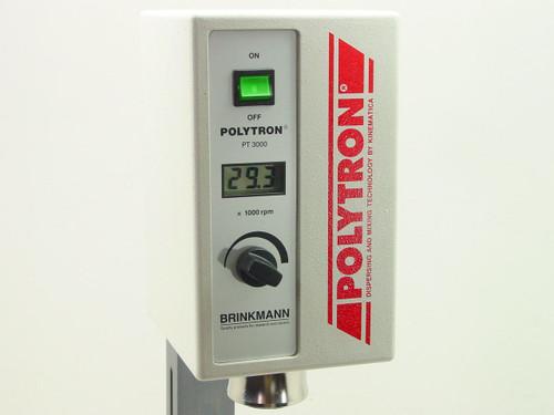 Brinkmann Instruments Inc Polytron PT-MR 3000  Dispersing and Mixing Module