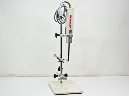 Kinematica AG Polytron PT-MR 2100  Benchtop Homogenizer With Probe and Stand