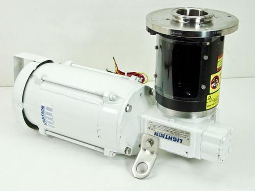 Lightnin SR5S50  Mixer Agitator with Baldor 1/2HP Pump