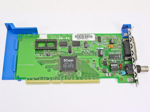 3COM 3C529  EtherLink III Coax 15 Pin Adapter IBM