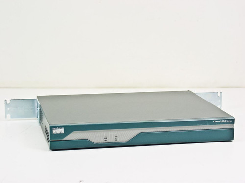 Cisco CISCO 1841  Integrated Services Router HWIC-1DSU-T1 64 MB Flash