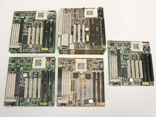 Generic Socket 7   System Board Lot of 10