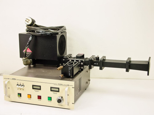 Astex S-1500i  Microwave Power Generator HS1500 CVD Microwave Plasma Reactor Assembly