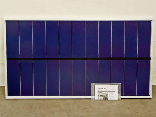 Uni-Solar US-64  64 Watt 12 Volt Framed Battery Charger Solar Panel