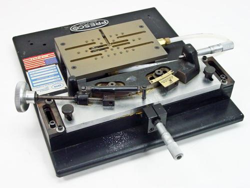 AMI/Presco HC-53  Manual Precision Screen Printer