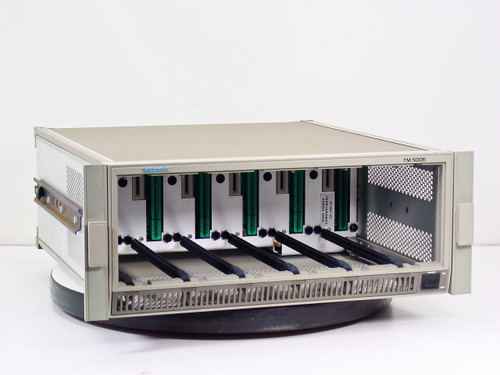"Tektronix TM 5006  6 slot test system - 19"" Rackmount"