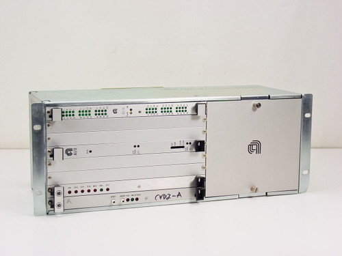 """Applied Materials Chamber P2 Board  19"""" Rackmount W/ Cards"""