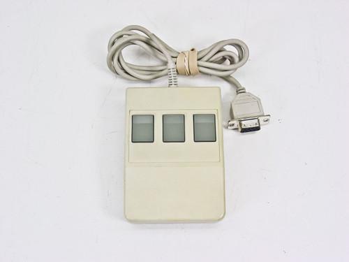 Logitech 9F  3 Button Serial Mouse