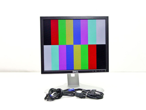 "Dell 1708FPt  17"" Active matrix - TFT LCD Flat Panel Display"