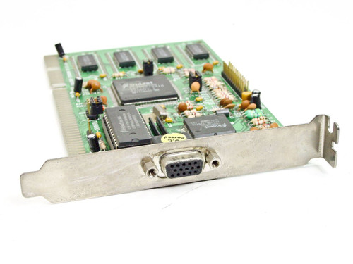 Trident  T8900D   16 Bit ISA TVGA9000D Video Card