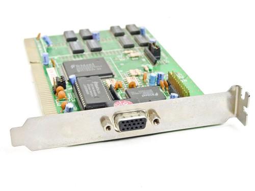 Trident  VC415M8   16 Bit ISA Video Card TVGA8900D