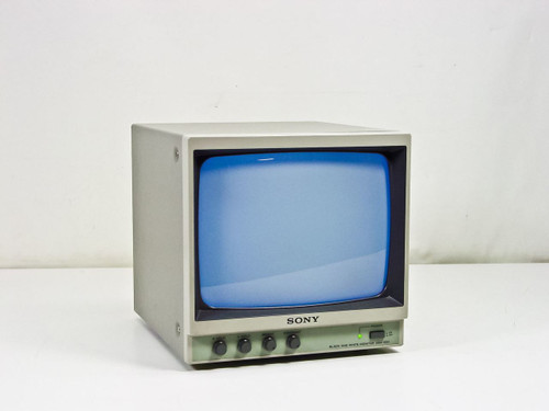 "Sony SSM-930  Black & White 9"" Monitor"