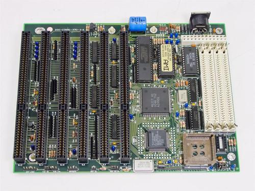 Milltronics  200-03690-330-2-A  386sx-40 6X ISA Slots Motherboard Vintage