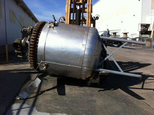 Pfaudler E180  Very Large Glass Lined Reactor Vessel