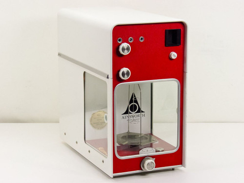 Ainsworth Type 23V  Vern A Matic Analytical Balance