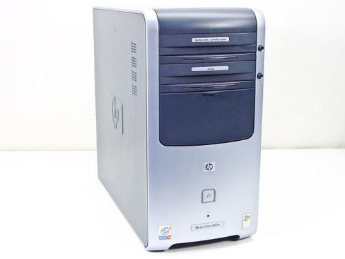HP Pavilion a820n  Intel P4 3.2 GHz, 512MB RAM, 200GB HDD, Desktop