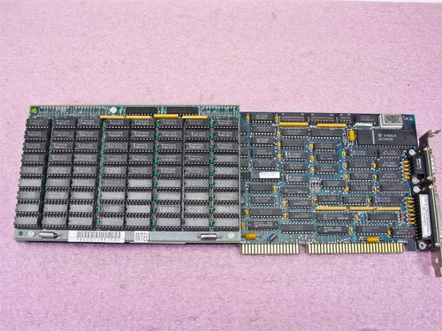 Intel 300526-001   P11-M11 16 Bit ISA Above Board PS AT w/Memory Expansion Board