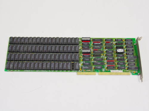 Generic 101033321  16 Bit Ram Card Vintage Long Board