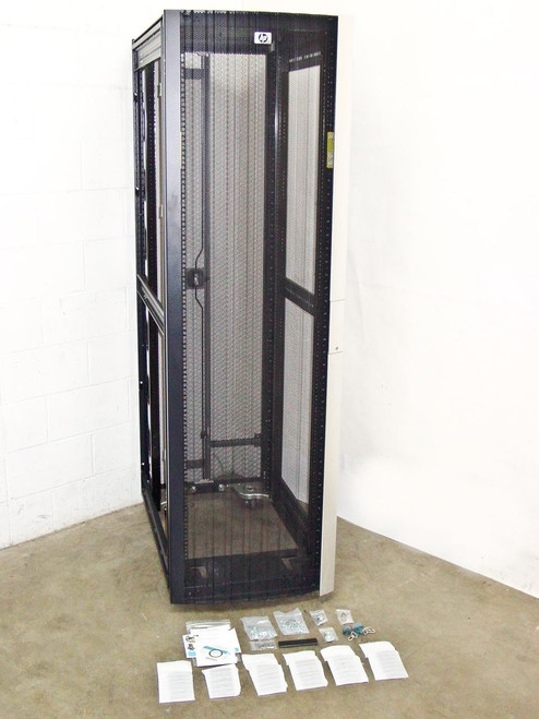 "HP 383573-001  19"" Rackmount Computer Server Chassis - 42U"