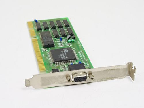 Cirrus Logic JAX8223A/V1  16 Bit ISA VGA Card CL-GD5401-42QC-B
