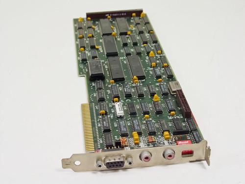 IBM 8654215  8 Bit ISA Video Card 1501529