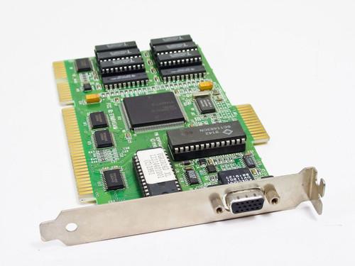 ATI 1021440102  VGA 16 Bit ISA Video Card 15 Pin Vintage 1991