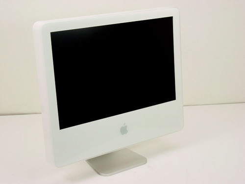"Apple A1076  Imac G5 1.8 GHz Power PC 20"" 160GB HDD 512MB Ram"