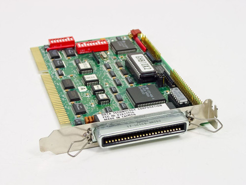 Data Technology Corp  400026-97  DTC 16bit ISA SCSI Card