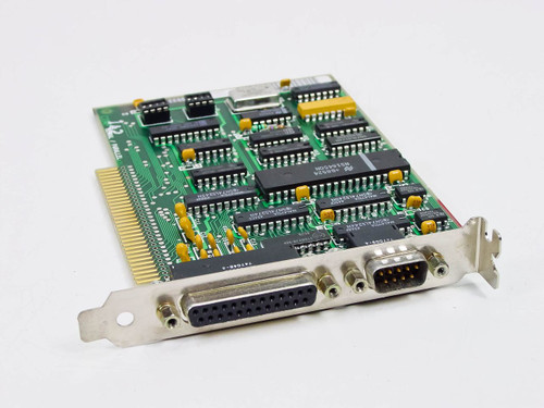 IBM  6135933 XM   Serial/Parallel 8bit ISA Adapter Card