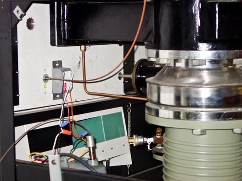 NRC 1279-6  Evaporator Vacuum Chamber with Diffusion Pump