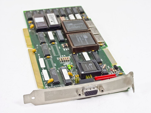 Cirrus Logic CL-GD510A-32PC-C   15 Pin ISA Video Card CL-GD520A-32PC-C