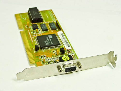Cirrus Logic CL-GD5401-42QC-B  ISA Video Card