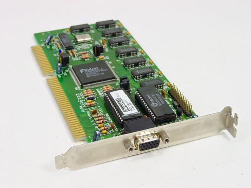 Trident  TVGA8900CL-C   16 Bit ISA 15 Pin Video Card