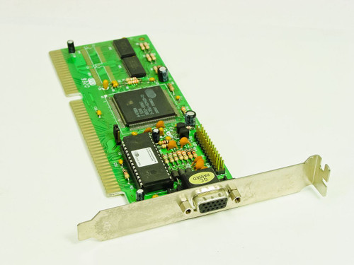 Cirrus Logic CL-GD5420-75QC-C  ISA 15 Pin Video Card