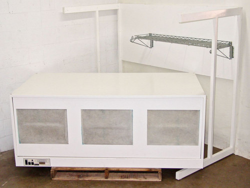 Dexon  VF76E-1035  8' Laminar Flow Hood with stand