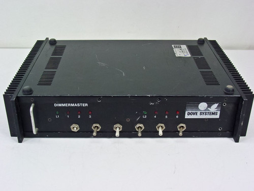 Dove Systems  DM 24  Dimmermaster