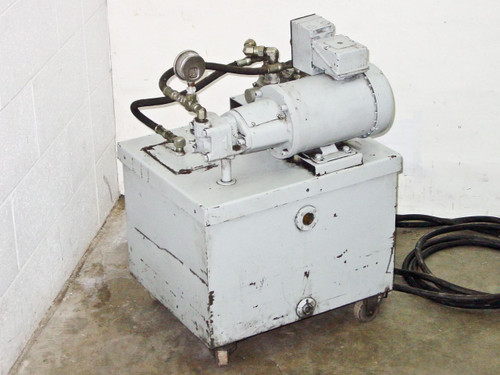 True Trace 5061-01  Hydraulic Power Unit for Mill and Lathe