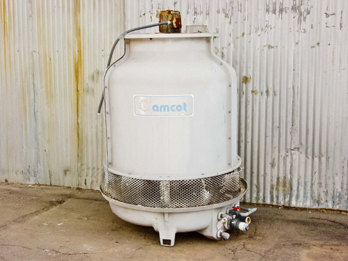 Amcot 30-3  Cooling Tower 2-1/2 Inch Line Tatung 3 Phase Motor