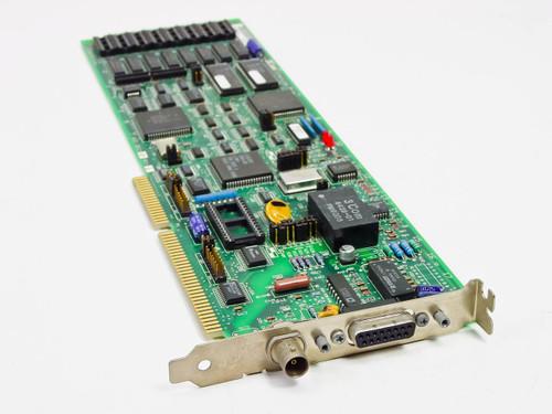3Com  2012-10 Rev E  Etherlink Plus Network Card 8-bit 16-bit ISA XT PC 3CB00621