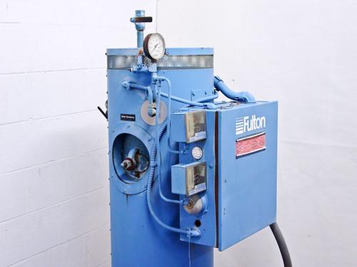 Fulton FB-050-L  50kW Electric Steam Boiler 480 Volt 3 Phase
